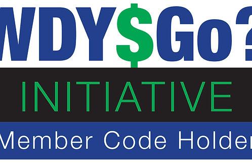 Member Code Holder