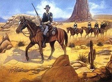 Porter, Henry_Buffalo Soldier