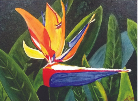 Parham, Marie_Bird of Paradise