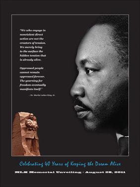 MLK Unveiled