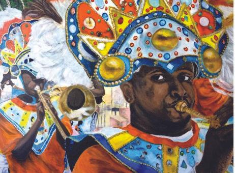 Parham, Marie_Junkanoo Bahamas_Music Maker