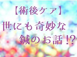 【術後ケア】世にも奇妙な鍼のお話!?手鍼療法の一例(五反田 鍼灸院)