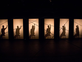 THE WONDERFUL RUN OF FIREWALL DANCE THEATER'S 'ADMISSION'
