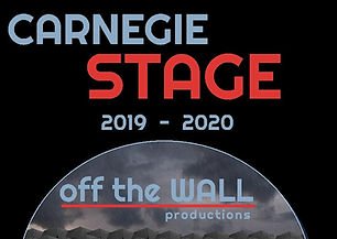Carnegie Stage Season 2019-20 front page