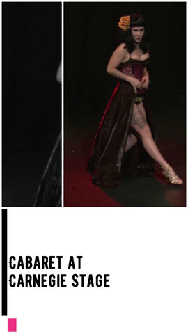 Pin Up Perfection - An evening of Burlesque