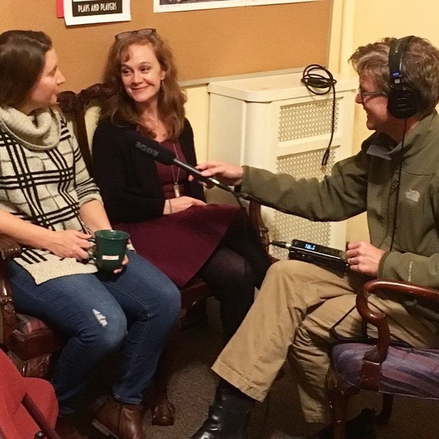 Monica Stephenson with Jen Childs (interviewed by WHYY' Peter Crimmins