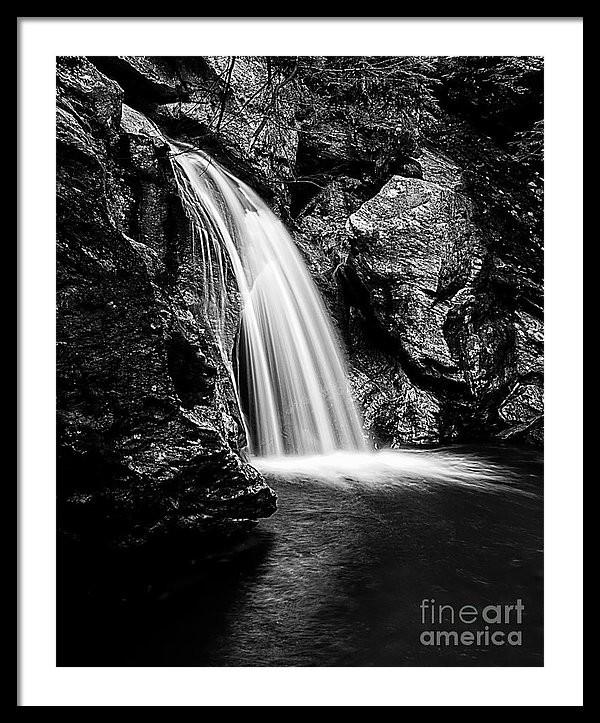 Waterfall, Stowe Vermont