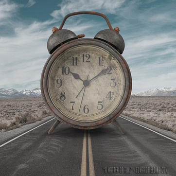 A Matter Of Time Surreal