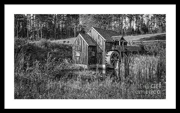 Old Grist Mill Vermont