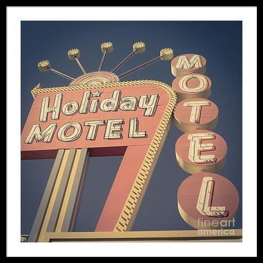 Vintage Holiday Motel Las Vegas