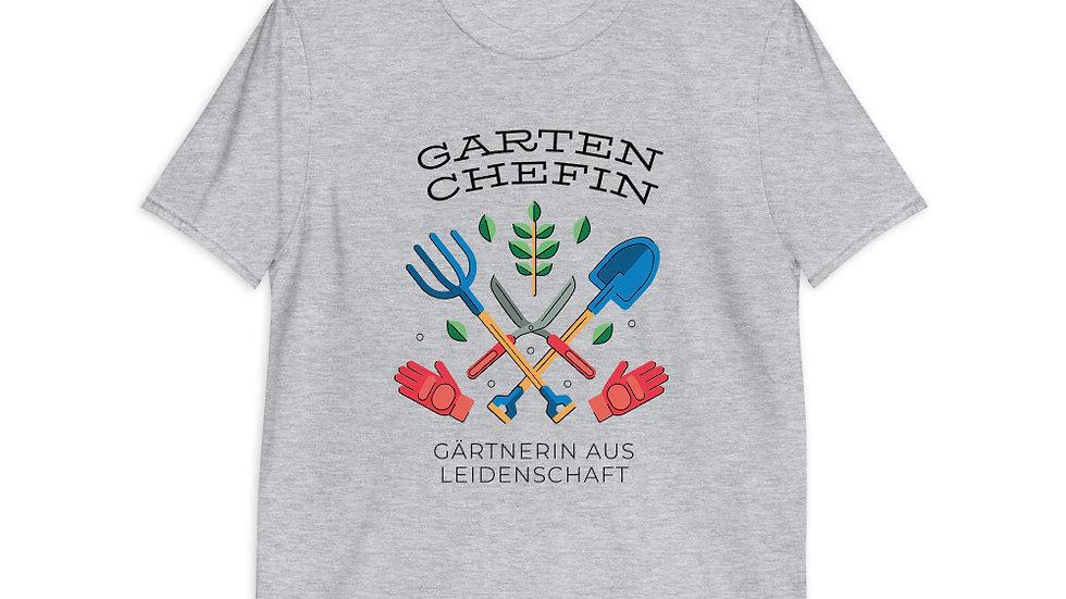 Garten Chefin | Short-Sleeve Unisex T-Shirt