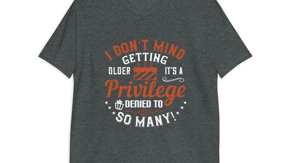 Birthday | Short-Sleeve T-Shirt | Men