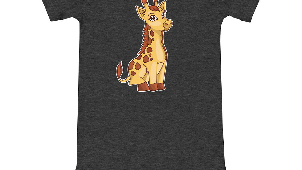 Cute Giraffe | Baby short sleeve
