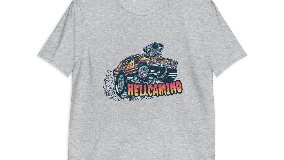 Hell Camino Car | Short-Sleeve Unisex T-Shirt