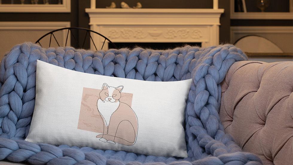 Premium Pillow | Cat