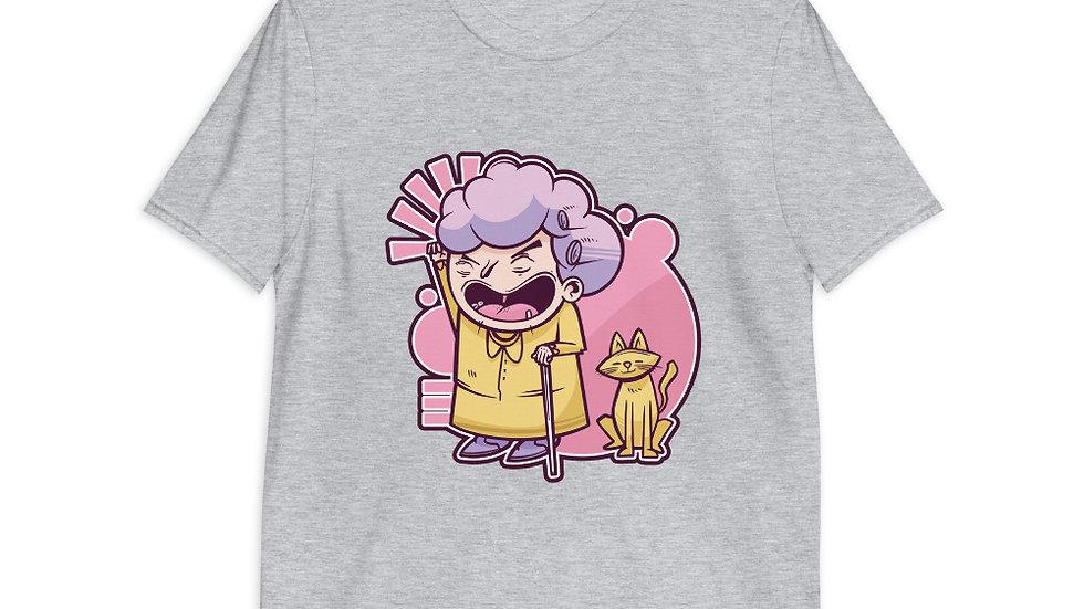 Grumpy Grandma | Short-Sleeve T-Shirt | Men