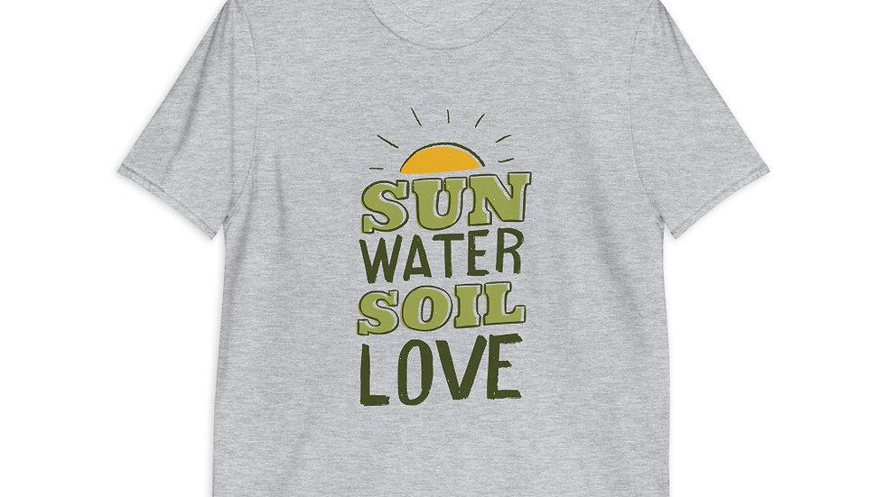 Enjoy Gardening | Short-Sleeve Unisex T-Shirt