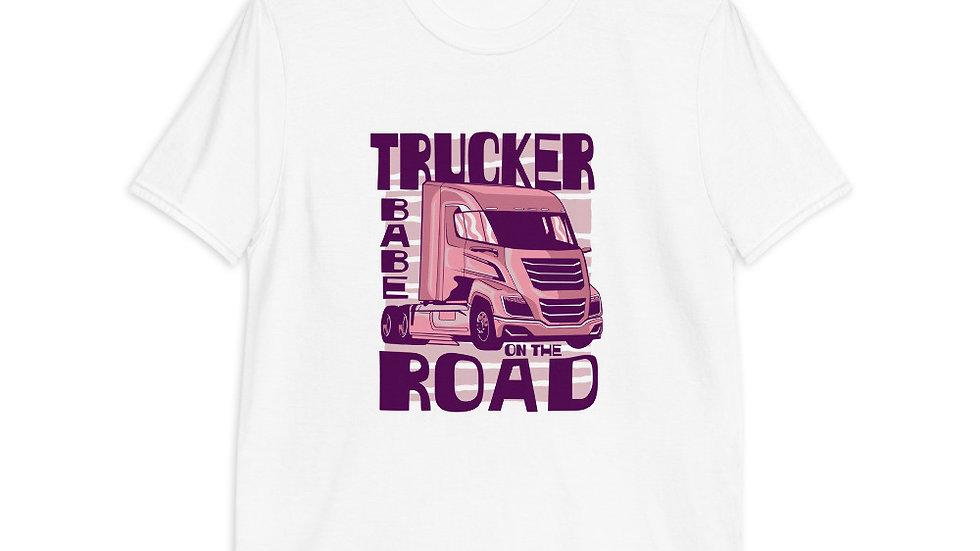 Babe Truck Road | Short-Sleeve Unisex T-Shirt