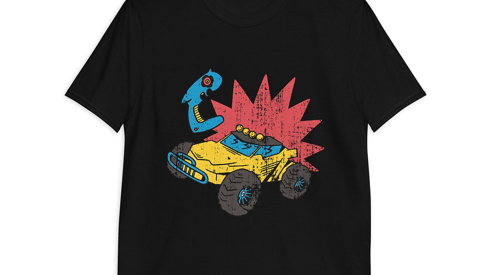 Remote Control Car | Short-Sleeve Unisex T-Shirt