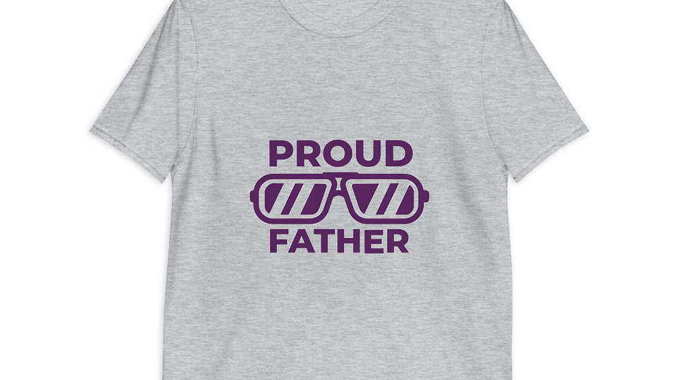 Proud Father | Short-Sleeve T-Shirt | Men