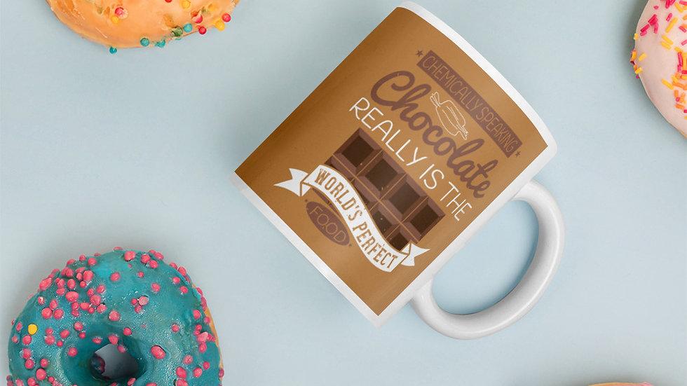 Glossy Mug | Chocolate