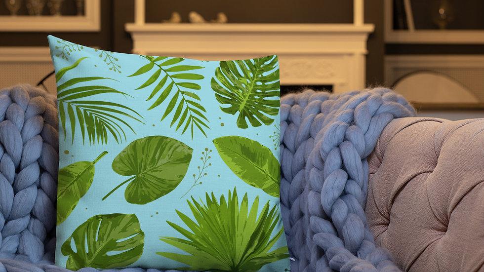 Premium Pillow | Tree Leaves