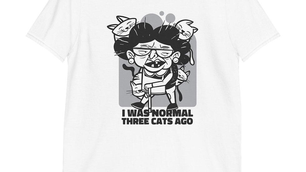 Grandma - Cats | Short-Sleeve T-Shirt | Men - Women