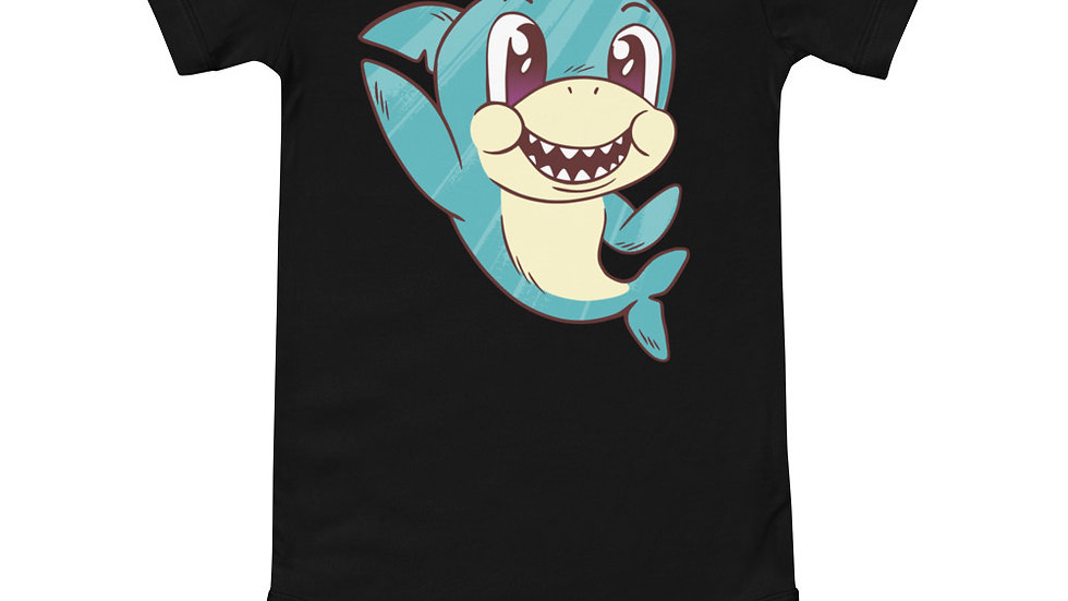 Baby Shark | Short sleeve one piece