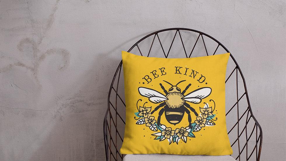 Premium Pillow   Yellow