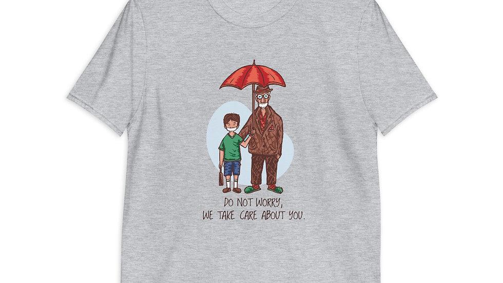Kid Grandpa | Short-Sleeve Unisex T-Shirt