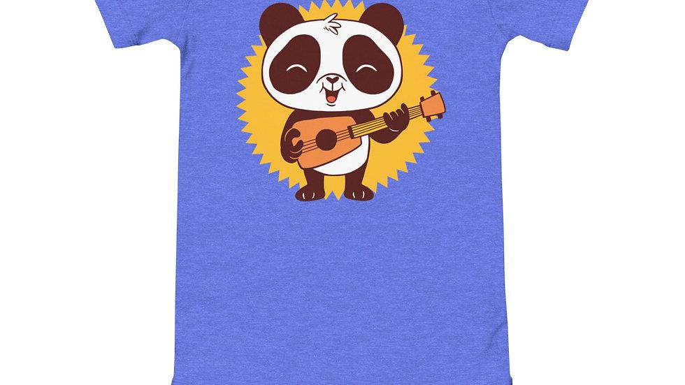 Baby Panda | short sleeve one piece