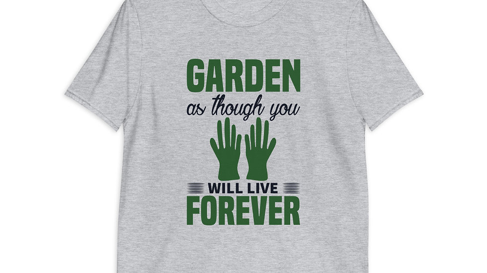 Garden | Short-Sleeve Unisex T-Shirt