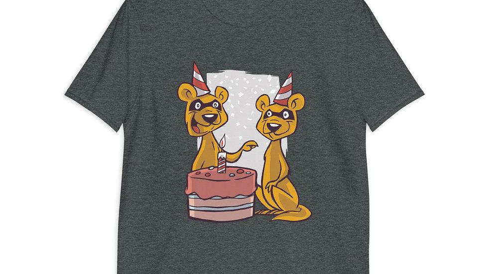 Ferret Birthday | Short-Sleeve T-Shirt