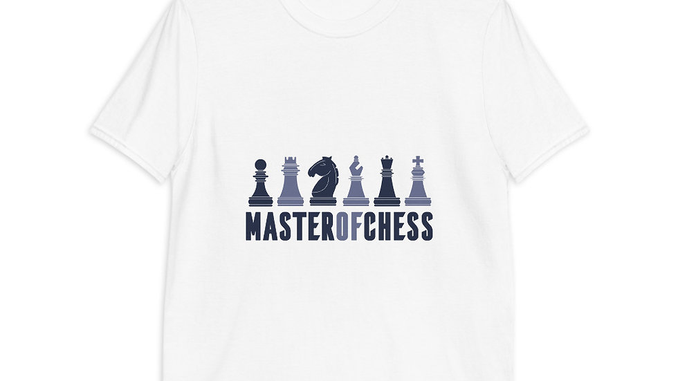Master of Chess | Short-Sleeve T-Shirt | Men