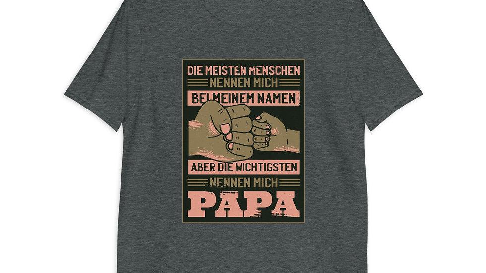 Nennen Mich Papa | Short-Sleeve T-Shirt | Men