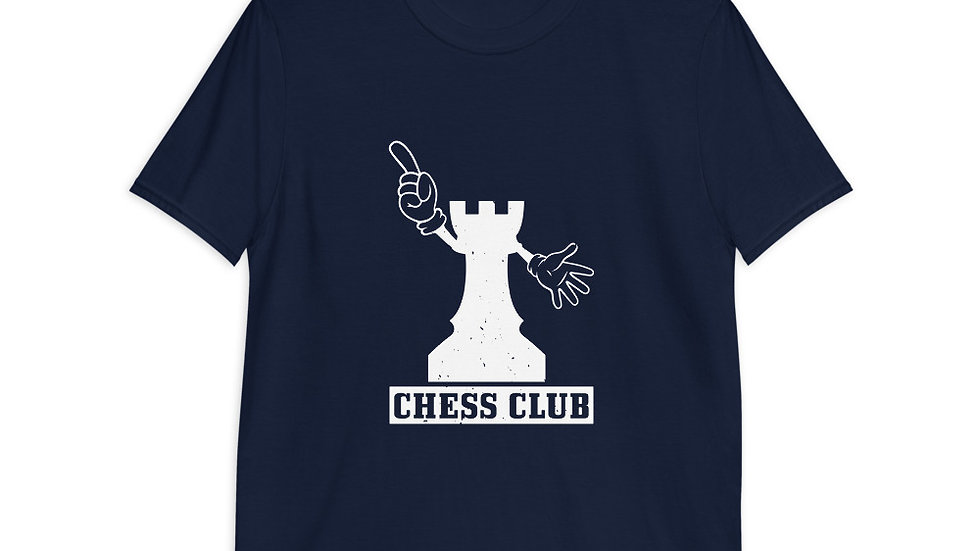 Chess Club | Short-Sleeve Unisex T-Shirt