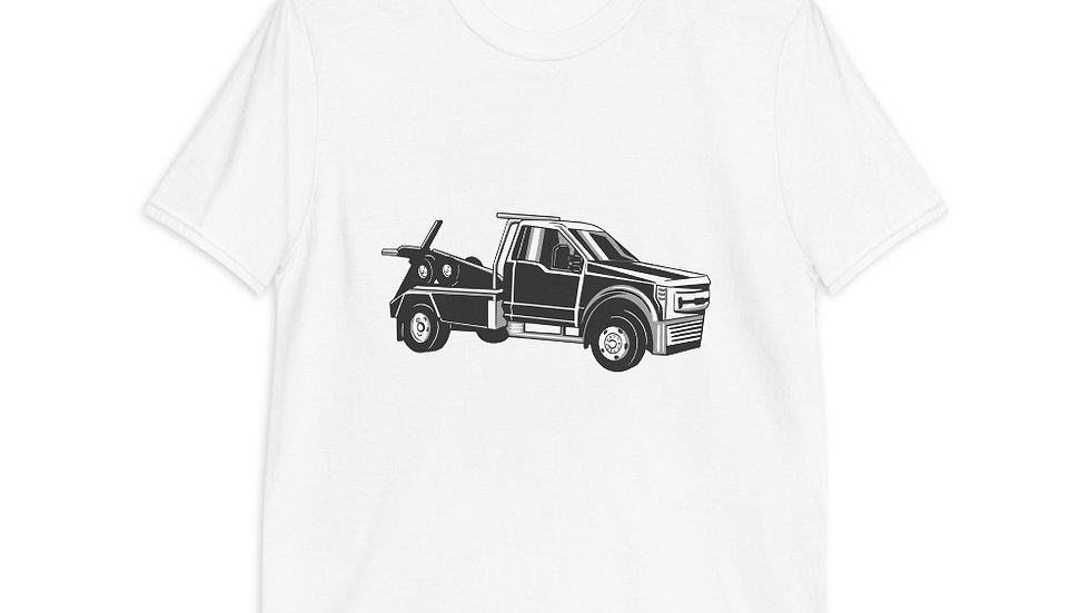 Tow Truck | Short-Sleeve T-Shirt | Men