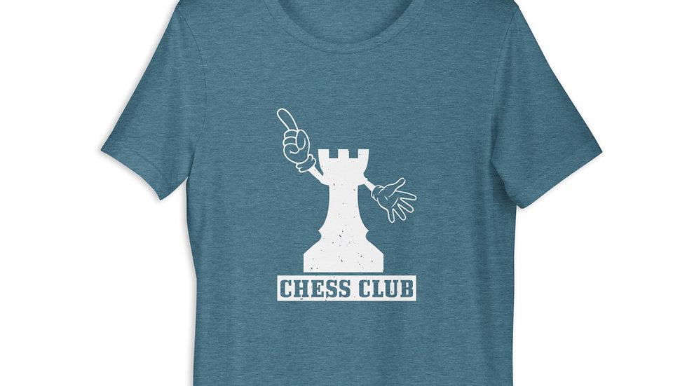 Chess Club | Short-Sleeve Unisex T-Shirt