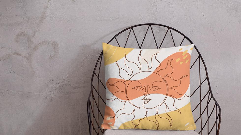 Premium Pillow | Sun
