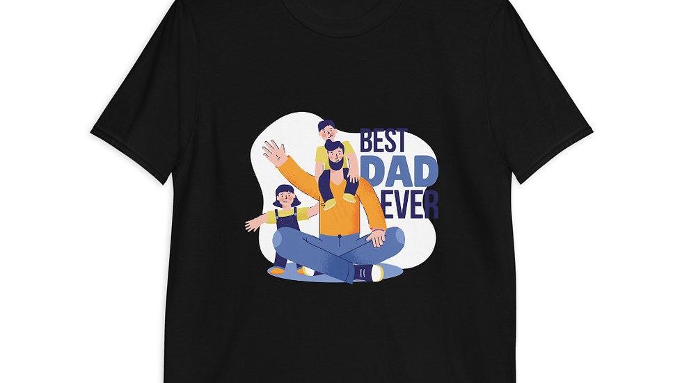 Best Dad ever | Short-Sleeve T-Shirt | Men