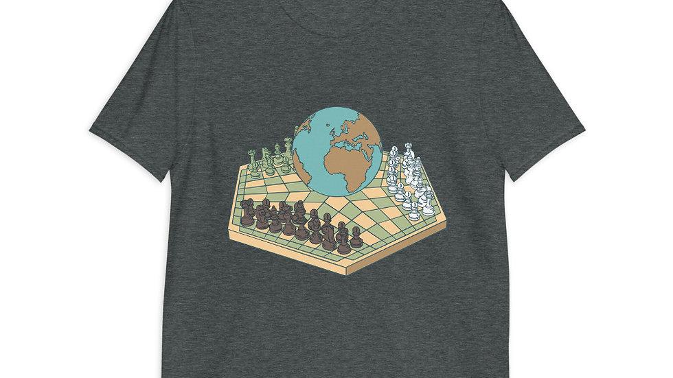Chess World   Short-Sleeve T-Shirt   Men
