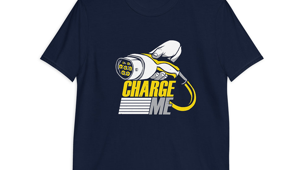 Charge Me | Cars | Short-Sleeve Unisex T-Shirt