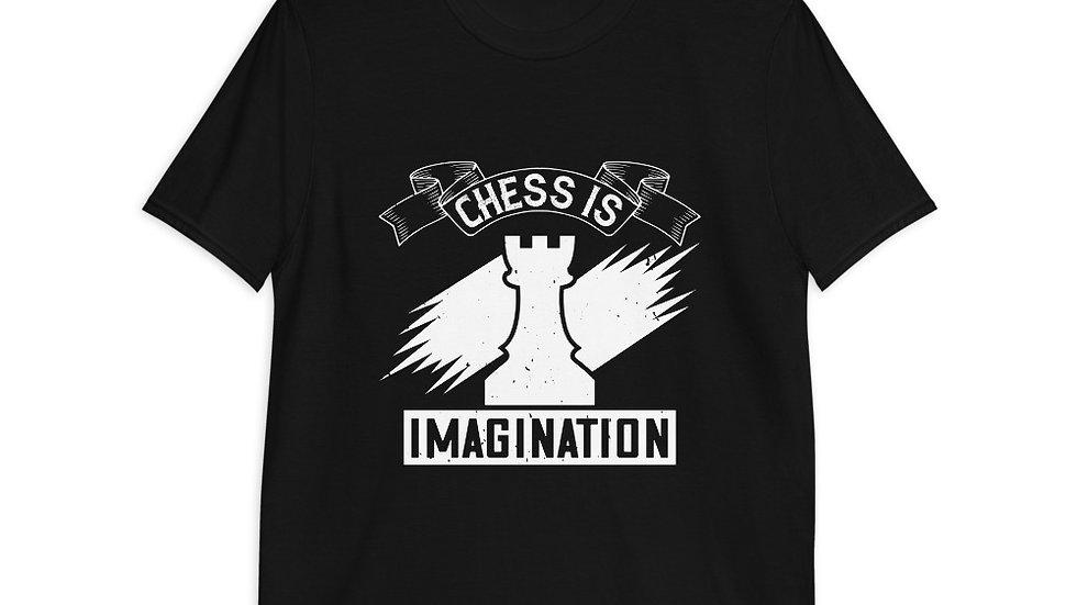 Chess is imagination | Short-Sleeve T-Shirt | Men