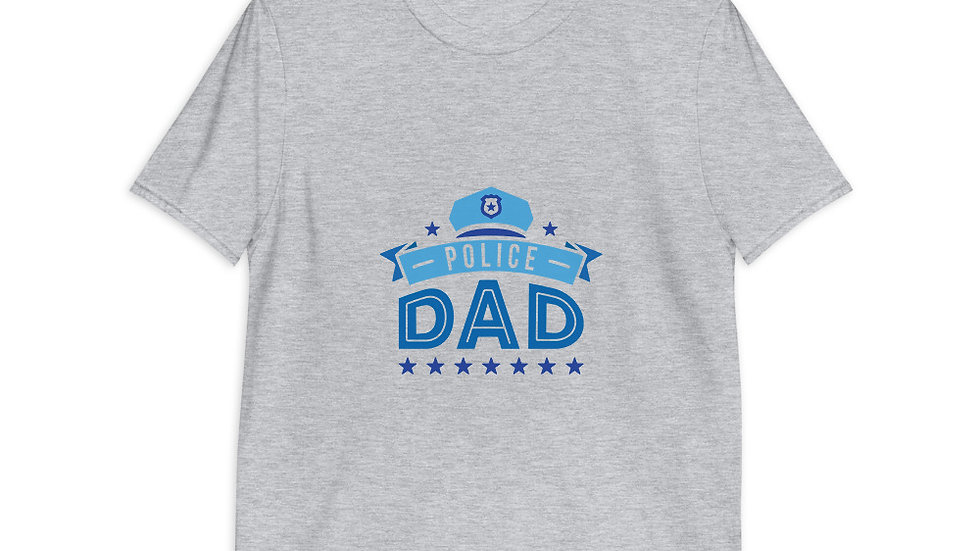Police Dad | Short-Sleeve T-Shirt | Men