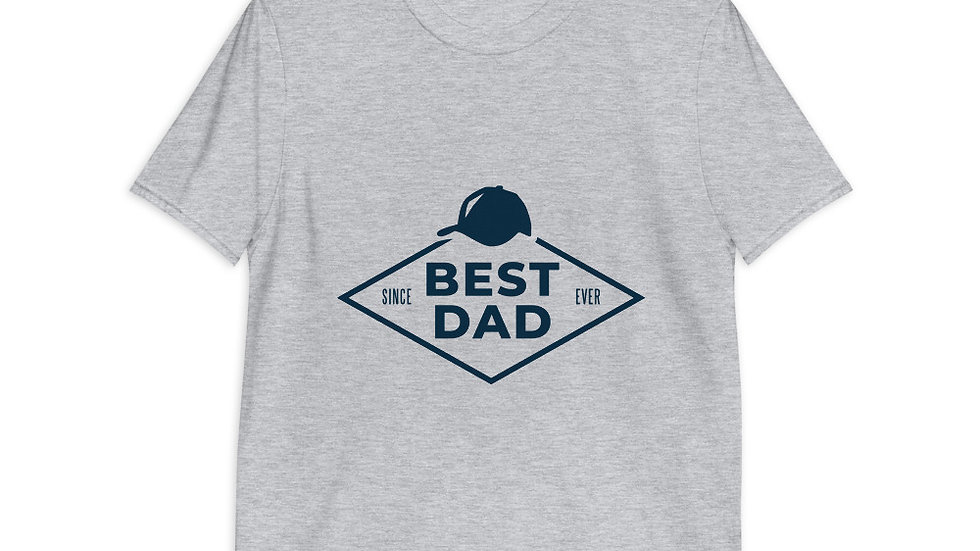 Best Dad Since Ever | Short-Sleeve T-Shirt | Men