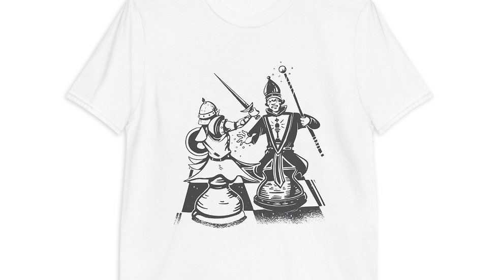 Chess fight | Short-Sleeve T-Shirt | Men