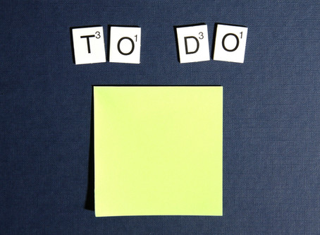 "Time to ditch the ""To Do"" lists?"