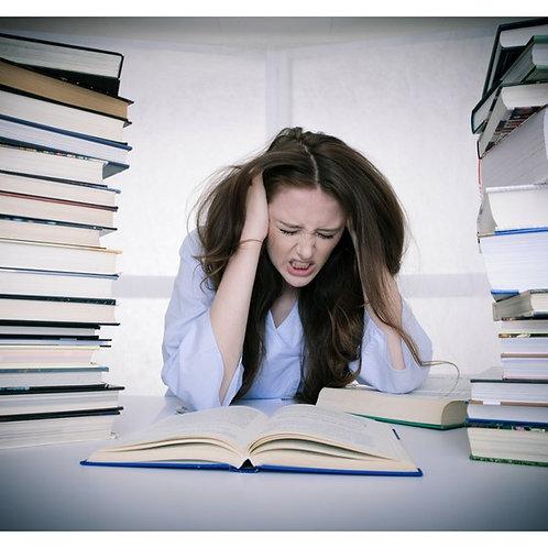 Banish Exam Fear Today