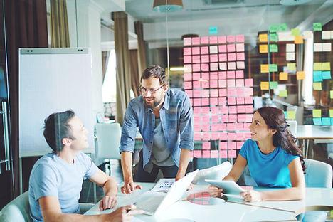 Brainstorming Sitzung