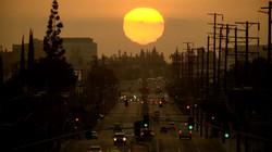 Equinox Sunset Grab